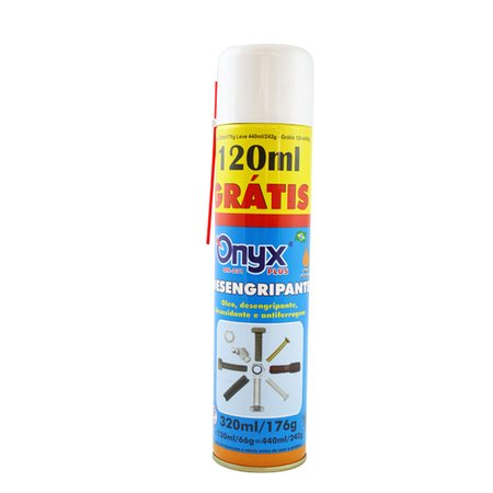 óleo desengripante spray 320ml