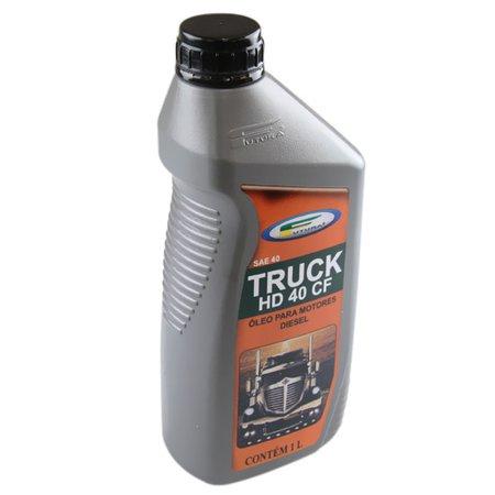 óleo mineral hd40cf para motor diesel 1 litro