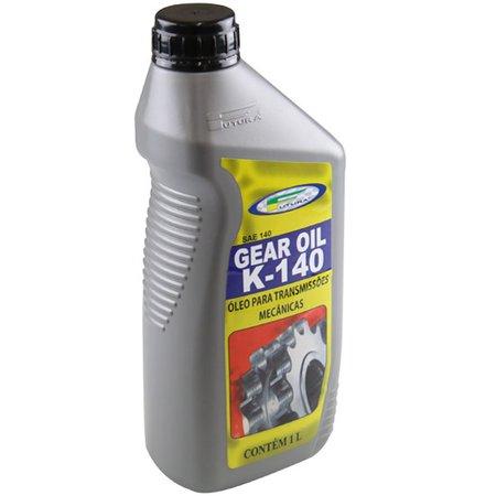 óleo para transmissões mecânicas sae-140 com 1 litro