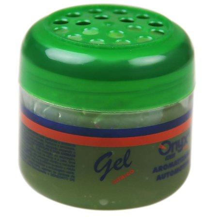 aromatizante automotivo em gel cítrico 55 grs