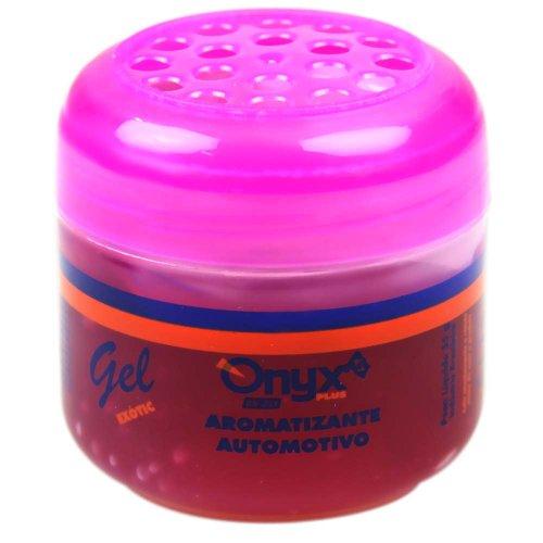 aromatizante automotivo em gel exótic 55 grs