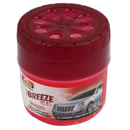 odorizante para automóvel breeze gel ice apple