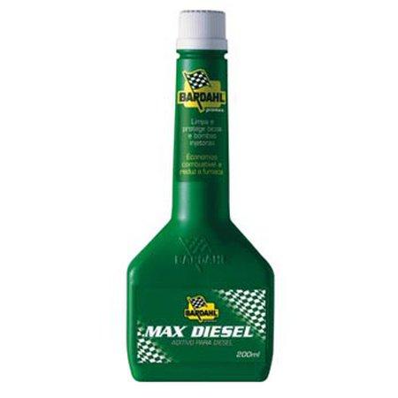 aditivo para óleo diesel max diesel  200 ml