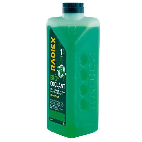 aditivo bio coolant pronto para uso verde 1l