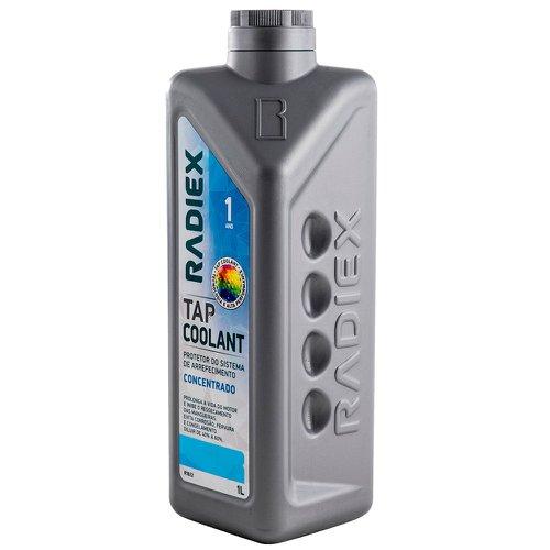 aditivo para radiadores concentrado verde 1 litro