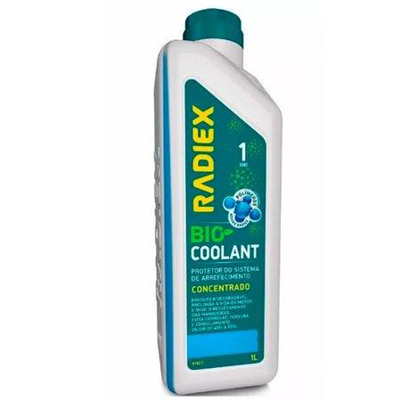 aditivo para radiadores azul 1 litro pronto uso