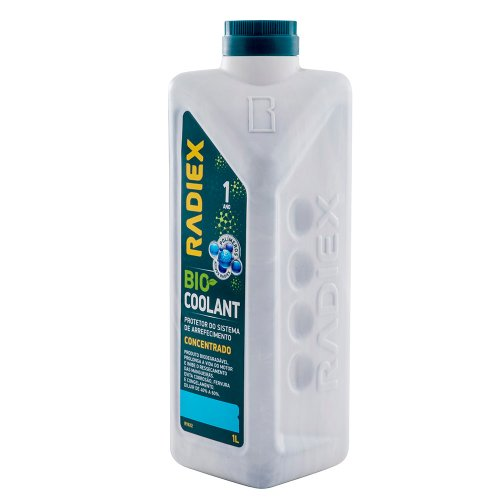 aditivo para radiadores azul concentrado 1 litro