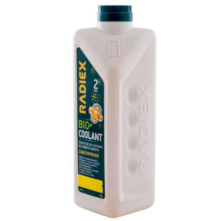 aditivo para radiadores concentrado amarelo 1 litro 2 anos