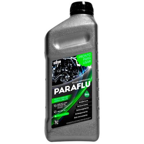 solução bio pronto para uso híbrido long life verde 1 litro para radiadores