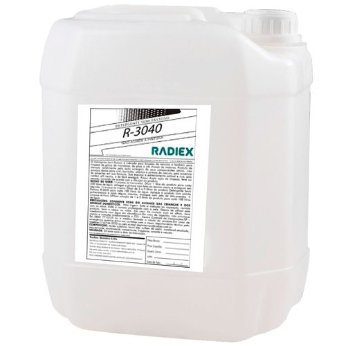 detergente semi pastoso para limpeza pesada 5 litros