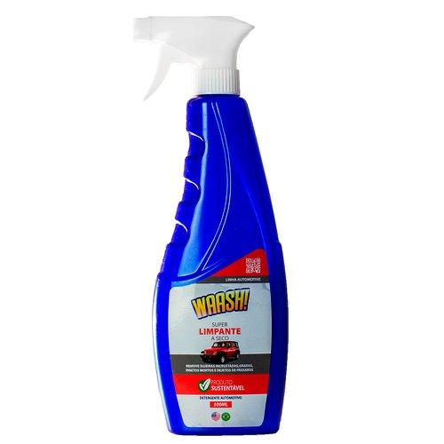 super limpante a seco 500ml
