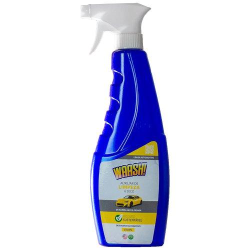 auxiliar de limpeza a seco 500ml