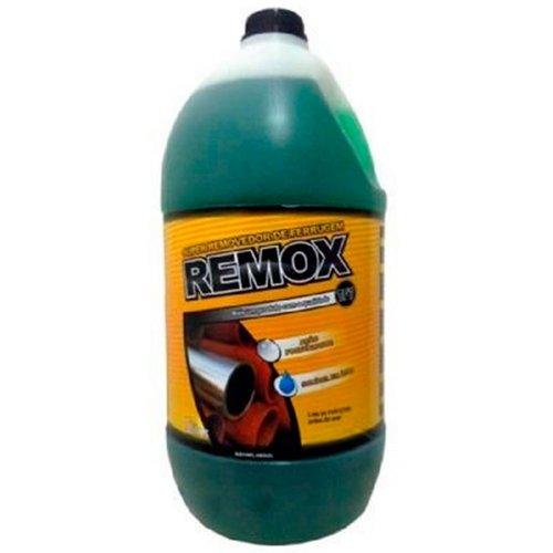removedor de ferrugens remox 5 litros