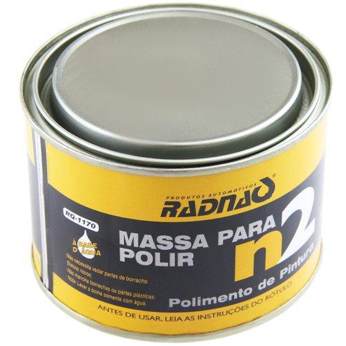 massa para polir 500 gramas