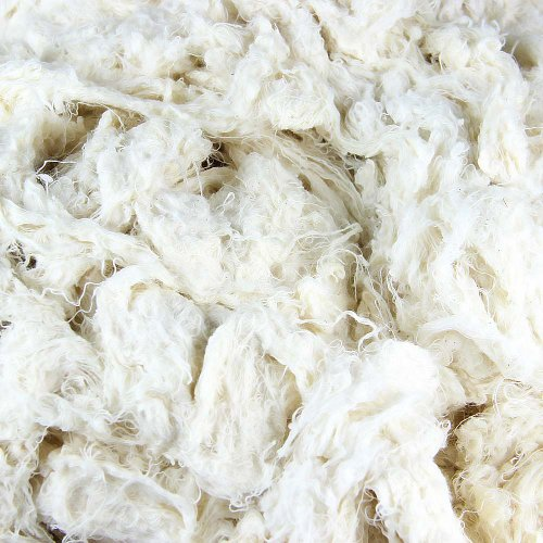 estopa para polimento algodão com pacote de 10kg