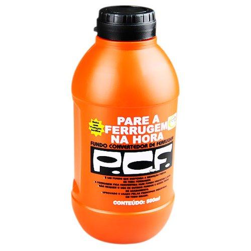 fundo convertedor de ferrugem p.c.f com 500 ml