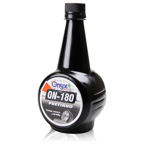 limpa pneus pretinho com 500 ml