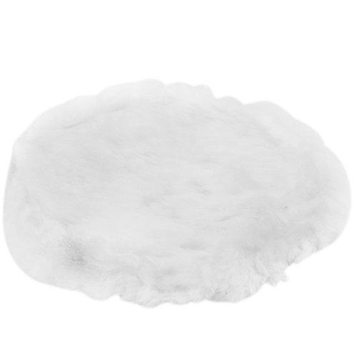 disco para polir de lã com velcro 180 mm