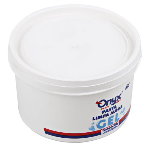 pasta gel limpa mãos 500grs