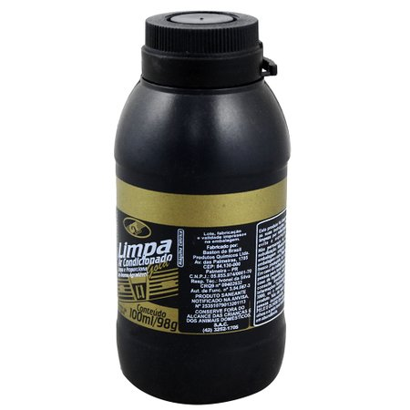 líquido para limpar ar condicionado carro novo 100ml
