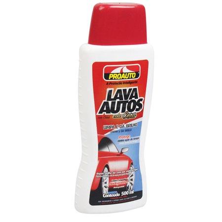 lava autos com cera