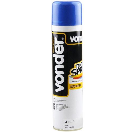 tinta spray azul escuro 400 ml