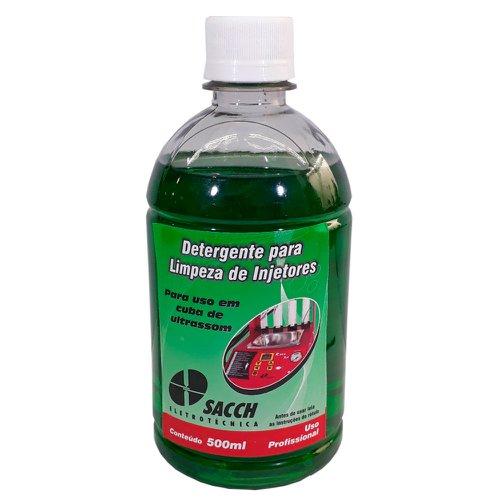 detergente para limpeza de injetores 500ml