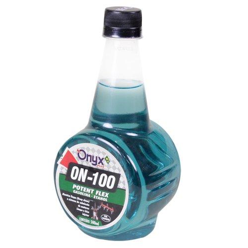 limpa bicos á álcool, gasolina e flex com 500 ml