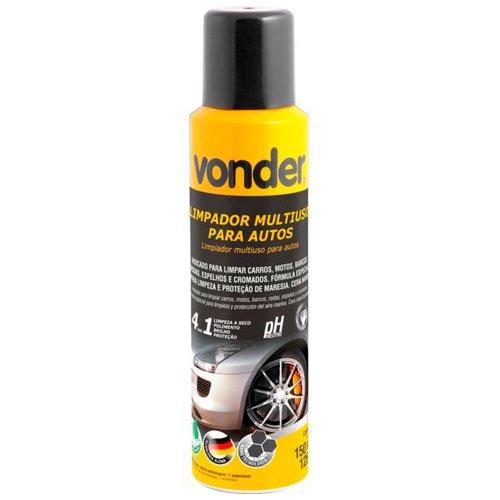 limpador multiuso spray 4 em 1 biodegradável 150ml