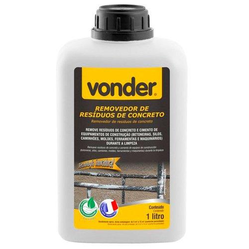 removedor de resíduos de concreto biodegradável 1 litro
