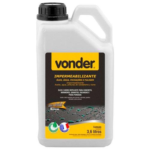 impermeabilizante de óleos, água e pichações 3,6 l