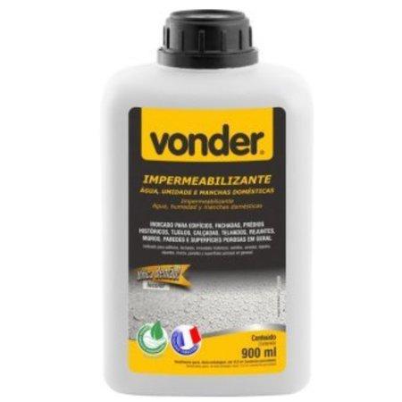 impermeabilizante de água, umidade e manchas naturais biodegradável 900 ml