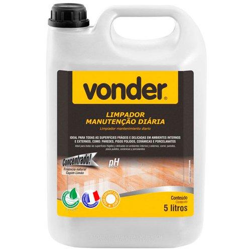limpador multiuso biodegradável 5l para manutenção diária
