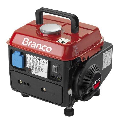 Gerador de Energia Gasolina 950w Branco Monofásico 110v - 903138
