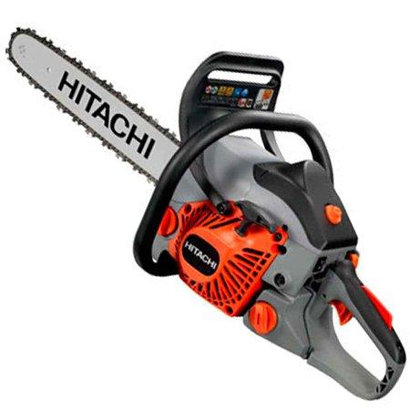 Motosserra à Gasolina 3,5hp 50,1cc Com Sabre de 20 - Cs51ea Hitachi