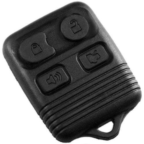 capa do telecomando do ford fiesta e ecosport - 4 botões