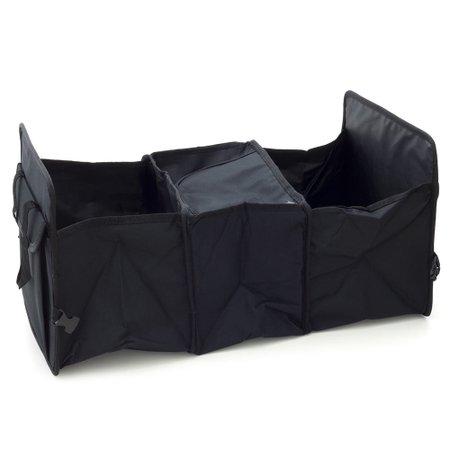 organizador de porta-malas com bolso térmico