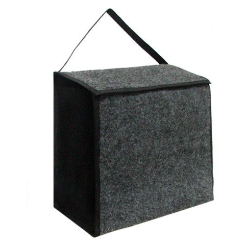 bolsa grande sem alça para ferramentas em carpete