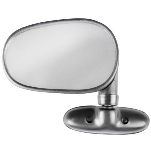 espelho retrovisor externo universal renov preto - lado direito/esquerdo
