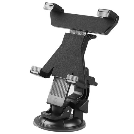 suporte universal automotivo para tablet preto