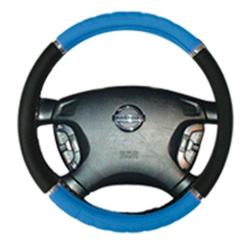 capa para volante preto com azul