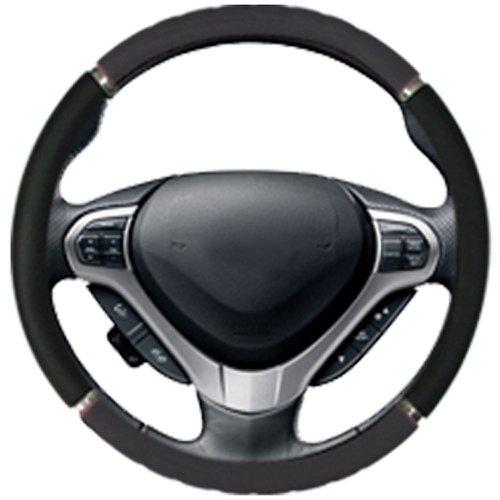 capa para volante preto