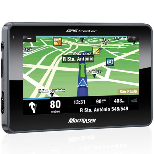 gps tracker touchscreen 4.3 pol