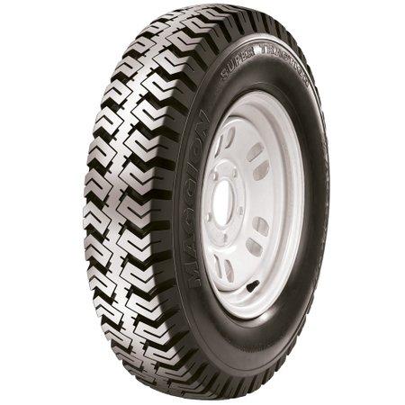 pneu 7.00-16 10 lonas super traction para caminhão de carga leve
