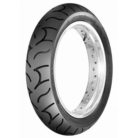 pneu esportivo traseiro 130/70-17 sportíssimo sem câmara para moto
