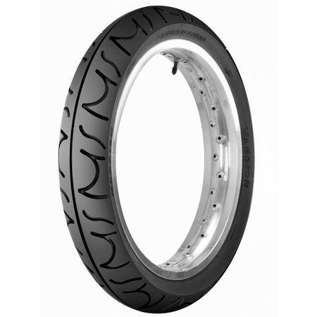 pneu dianteiro esportivo 110/70-17 sportíssimo sem câmara para moto