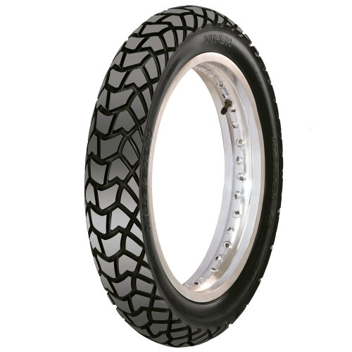 pneu traseiro 120/80-18 62t viper para moto