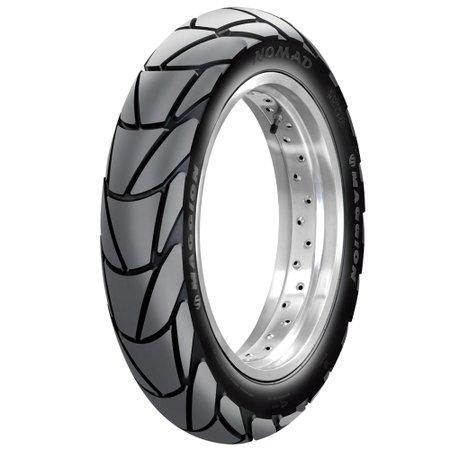pneu traseiro 100/90-18 nomad para moto