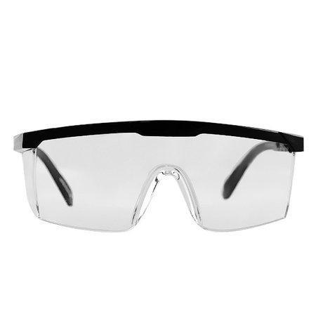óculos de segurança nitro com lente incolor