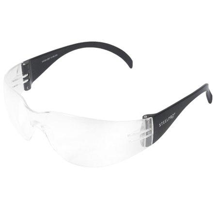óculos de segurança lente incolor spy